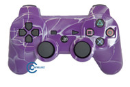 Purple Swirl PS3 Controller | Ps3