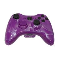Purple Swirl Controller | Xbox 360