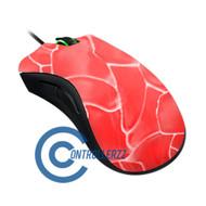 Red Swirl Razer DeathAdder | Razer DeathAdder