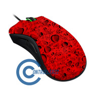 Red Water Dropped Razer DeathAdder | Razer DeathAdder