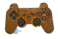 Orange Waterdrop PS3 Controller | Ps3