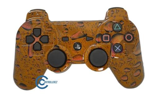 Orange Waterdrop PS3 Controller | Ps3