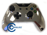 Silver Chrome Xbox One Controller | Xbox One