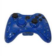Blue Water Dropped Controller | Xbox 360