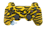 Yellow Tiger PS3 Controller | Ps3