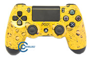Yellow Water Drop PS4 Controller | Ps4