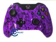 Purple Zombie Xbox One Controller | Xbox One