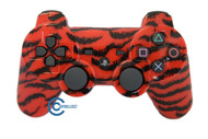 Red Tiger PS3 Controller | Ps3