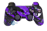 Purple PS3 Splatter | PS3