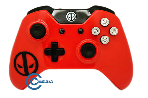 Deadpool Xbox One Controller | Xbox One