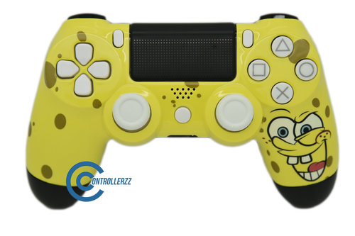 Spongebob Themed PS4 Controller | PS4