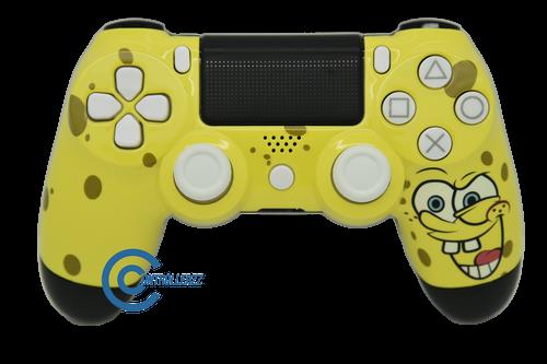 Spongebob Themed PS4 Controller | PS4