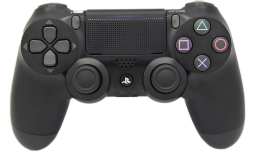 Black PS4 PRO Controller | PS4