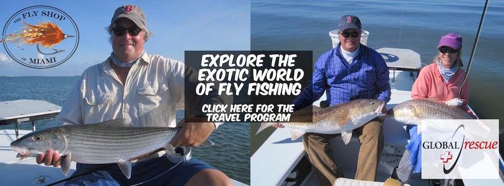 Fly shop of miami for Fly fishing miami