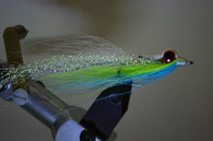 Clouser (Blue/White/Chart)