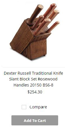 Traditional Knife Block Set