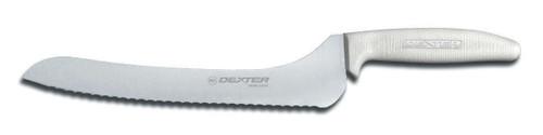 """Dexter Russell Sani-Safe 9"""" Offset Bread Sandwich Knife 13583 S163-9"""