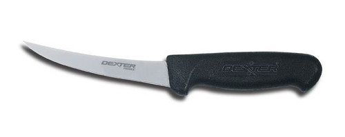 """Dexter Russell Prodex 5"""" Stiff Curved Boning Knife 27093 Pdm131S-5"""