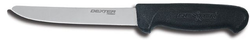 "Dexter Russell Prodex 6"" Straight Boning Knife With Safety Tip 27313 Pdm136St"