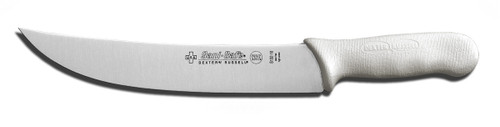 "Dexter Russell Sani-Safe 10"" Cimeter Steak Knife 5533 S132-10"