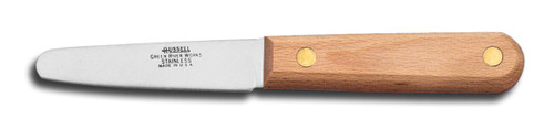 "Dexter Russell Traditional 3 3/8"" Clam Knife 10421 20129"