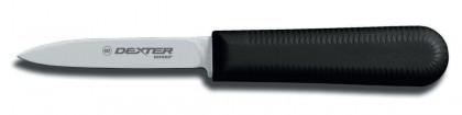 "Dexter Russell SofGrip 3 1/4"" Cooks Style Paring Knife 24333B SG104B"