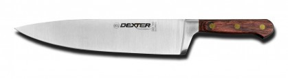 "Dexter Russell Connoisseur 10"" Forged Chef's Knife 12142 50-10PCP"