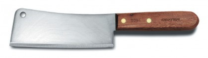"Dexter Russell Traditional 6"" High Carbon Steel Cleaver 08010 5096"