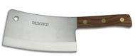 "Dexter Russell Traditional 9"" Stainless Heavy Duty Cleaver 08240 S5289"