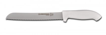 "Dexter Russell SofGrip 8"" Scalloped Bread Knife 24223 SG162-8SC"