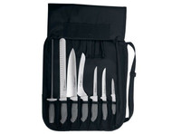 Dexter Russell SofGrip 7 PC. Cutlery Set White Handles 20153 SGCC-7