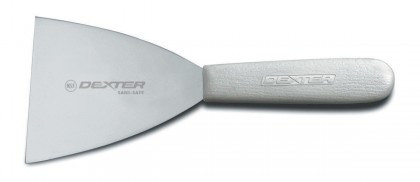 """Dexter Russell Sani-Safe 4"""" Griddle Scraper 19833 S294-PCP"""