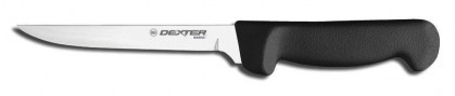 "Dexter Russell Basics 6"" Stiff Narrow Boning Knife 31617B P94821B"