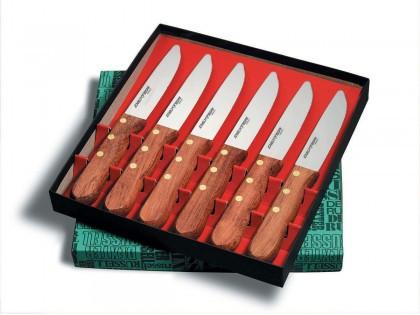 Dexter Russell Basics 6 Pc. Jumbo Style Steak Knife Set 31560 P46005-6P
