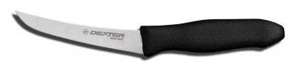 "Dexter Russell Sani-Safe 6"" Curved Flexible Boning Knife 26053 ST131F-6 (26053)"