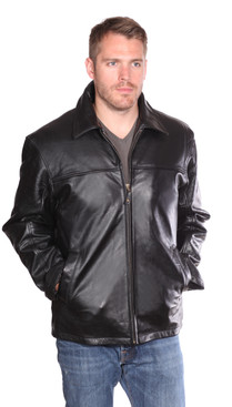 NuBorn Leather | Aston Leather Jacket
