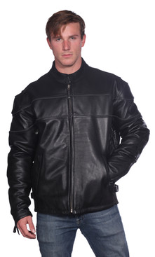 Wilda | Astor Leather Jacket