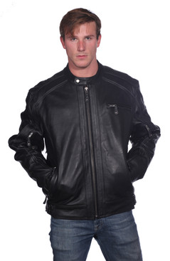 Wilda | Kane Leather Jacket