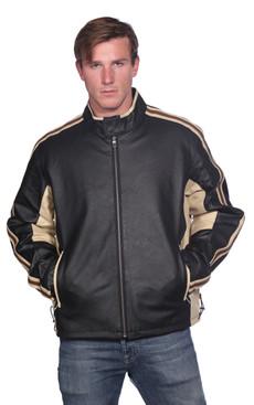 Wilda | Blair Leather Jacket