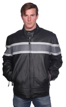 Wilda   Mark Leather Jacket