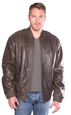 Wilda | Sawyer Leather Bomber