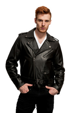 Mason & Cooper | Bane Leather Jacket
