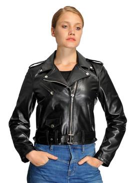 Mason & Cooper | Ivy Lamb Moto Jacket