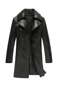 Mason & Cooper | Naomi Lamb Walking Coat