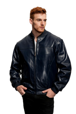 Mason & Cooper | Sawyer Leather Bomber