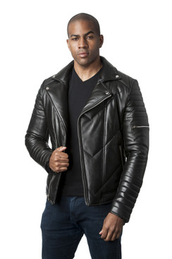 Mason & Cooper | Ethan Leather Jacket