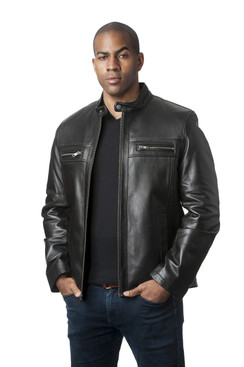 Mason & Cooper | James Leather Jacket