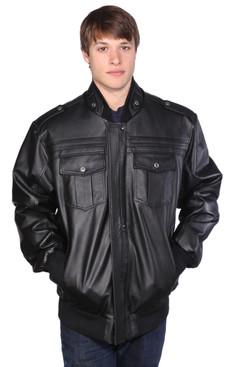 Wilda | Clayton Leather Jacket