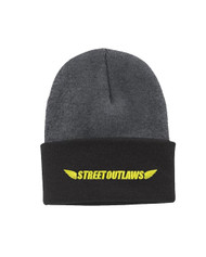 Wings Logo Winter Hat