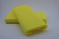 Industrial foam yellow dragon boat seat pads offer superior comfort when paddling. Compliant and approved by IDBF and AusDBF sanctioned dragon boat regattas.
